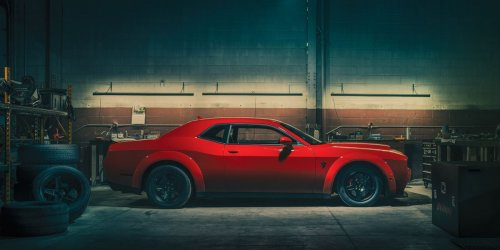 Quarter Pounder: In Depth with the 2018 Dodge Challenger SRT Demon