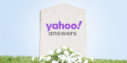 'How Do You Get Spaghetti Stains Out of Underwear?': An Ode to Yahoo Answers