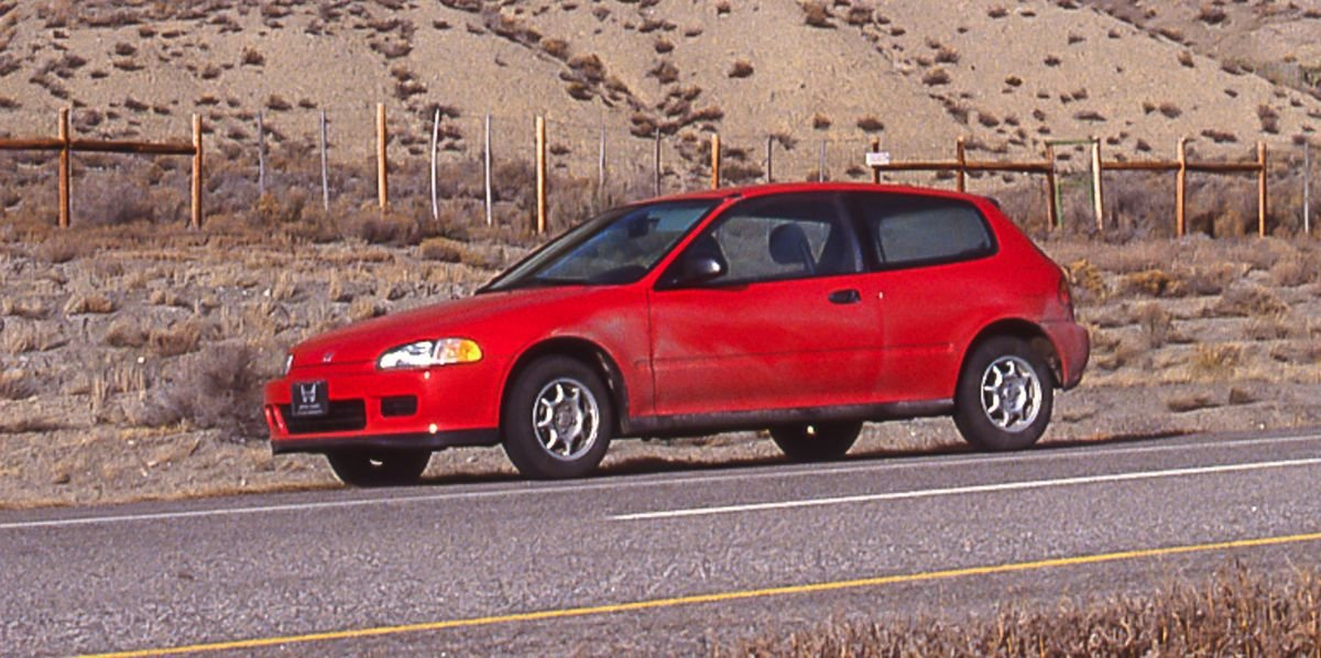 Our 1992 Honda Civic VX Was Sensibly Frugal