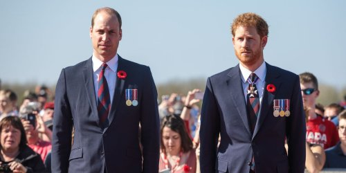 Apparently There's Concern Over Prince Harry's Outfit at Prince Philip's Funeral