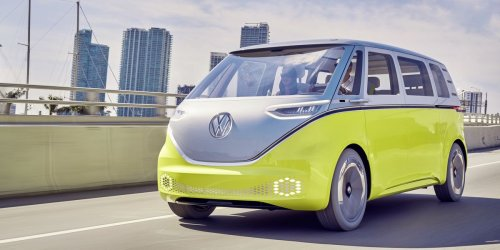 2024 Volkswagen ID.Buzz Microbus: What We Know So Far