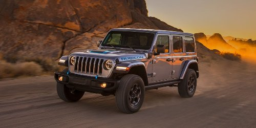 2021 Jeep Wrangler Review, Pricing, and Specs