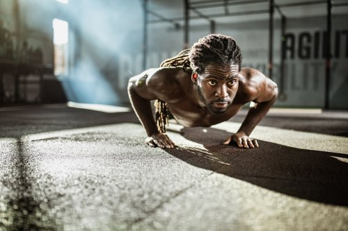 The 20-Minute Bodyweight Workout You Can Do Absolutely Anywhere