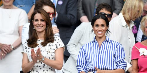 """Apparently Kate Middleton """"Didn't Have the Energy"""" To Bond With Meghan Markle"""
