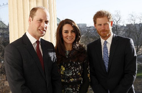 Prince William & Kate Middleton Didn't Hang Out with Prince Harry After Prince Philip's Funeral Fearing Leaks
