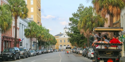 Why Charleston, South Carolina Is the Hottest Travel Destination In the U.S.