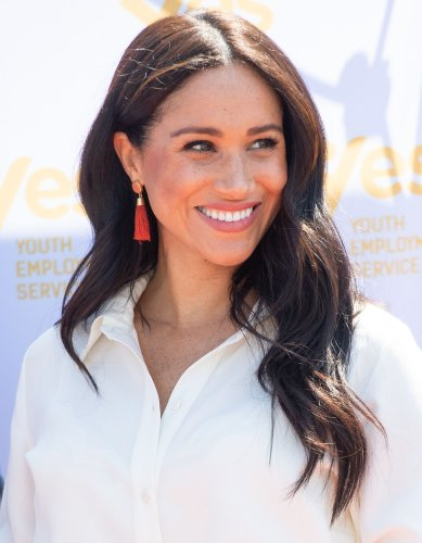 Meghan Markle Wrote a Book About Freckles When She Was in Eighth Grade