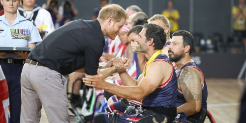 Prince Harry and Duchess Meghan's First Netflix Series Will Document the Road to Invictus Games 2022
