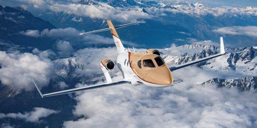 HondaJet Elite S: Hora de surcar los cielos