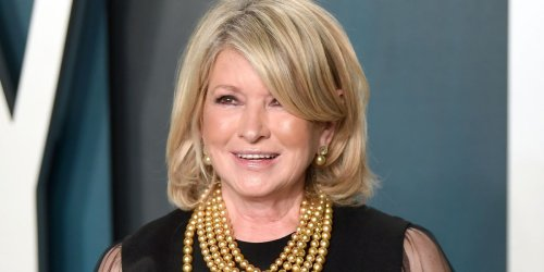 Here's Exactly What Martha Stewart Does to Look So Youthful at 79