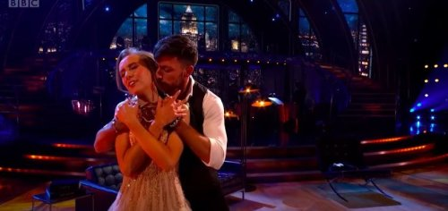 Strictly Come Dancing: Did Giovanni Pernice make a dig at Maura Higgins with routine?