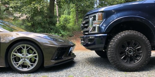 The $80,000 Would You Rather: C8 Corvette or F-350 Tremor?