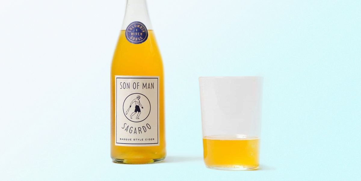 A Cider That Tastes Like A Vacation to Spain Is One of the Best Things We Drank