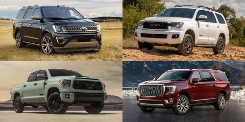 The 16 Vehicles Most Likely to Reach 200,000 Miles