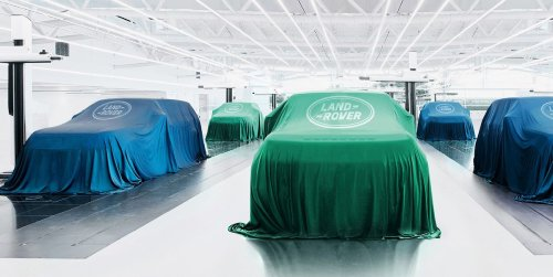 First Electric Land Rover Lands in 2024