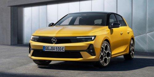 Opel Astra 2022: La revolución del compacto alemán