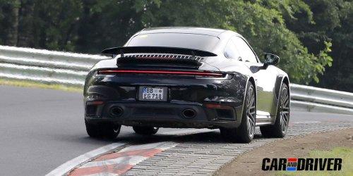 Porsche 911 Turbo Hybrid: Sabíamos que esto tenía que pasar