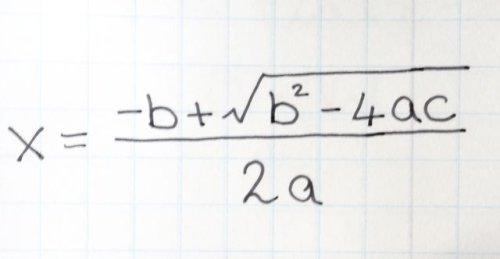 Mathematician Finds Easier Way to Solve Quadratic Equations
