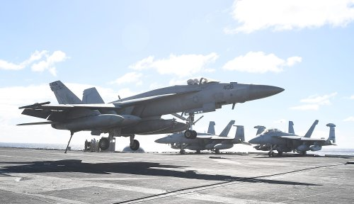 Why 11 Navy Aircraft Carriers Simply Aren't Enough