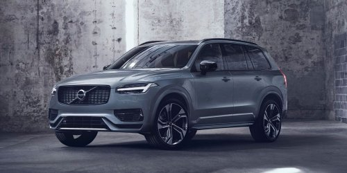 2021 Volvo XC90 Review, Pricing, and Specs