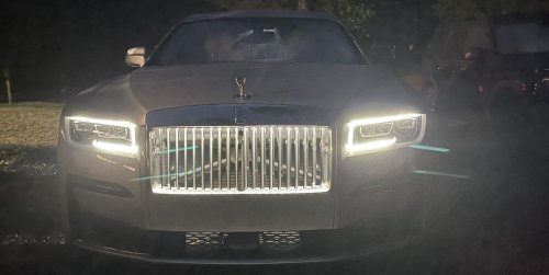 What $122,500 In Options Looks Like on a 2021 Rolls-Royce Ghost