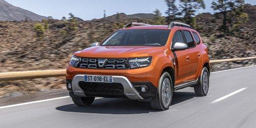Dacia Duster 2021: El renovado SUV superventas ¿Cazado?