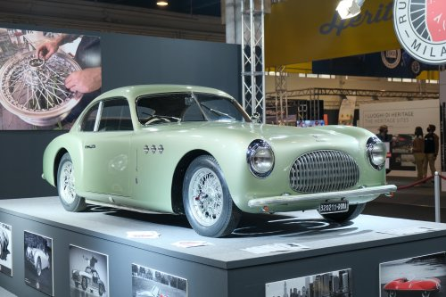 The most gorgeous cars from Auto e Moto d'Epoca in Italy
