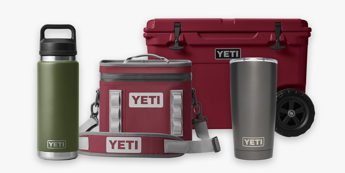 Surprise! Yeti Just Added Fun Fall Colors to Its Most Popular Products