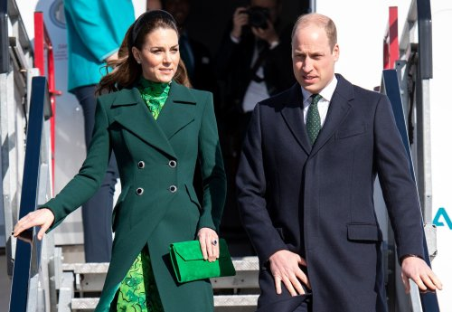 The Cambridges Are on Vacation, But There's a Rule Against Flying Together