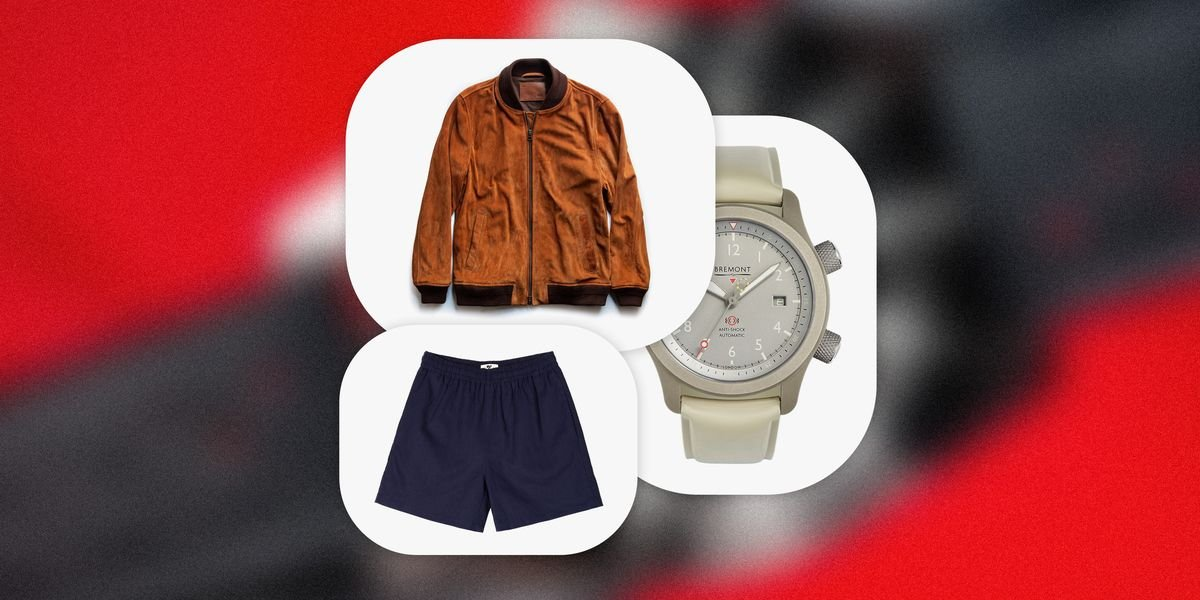11 Style Releases and New Watches We're Obsessed With This Week