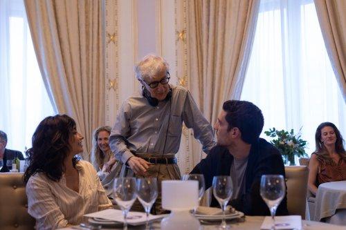 Rifkin's Festival è l'omaggio al cinema di Woody Allen che ci riporta in sala con ironia
