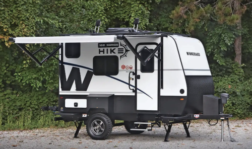 Winnebago just brought big camping to small trailers