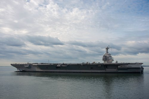 America's Newest Carrier Is a Fiasco. The Navy Just Admitted Why.