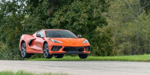 Watch 2020 Chevy Corvette Stingray Fly in Our First Track Test