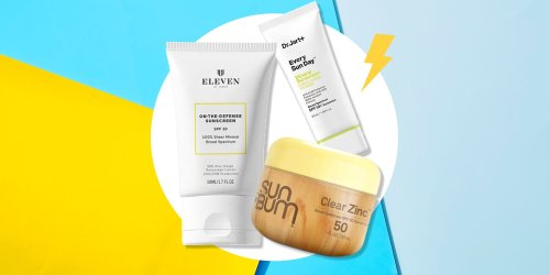 13 Sunscreens That Won't Irritate Your Sensitive Skin