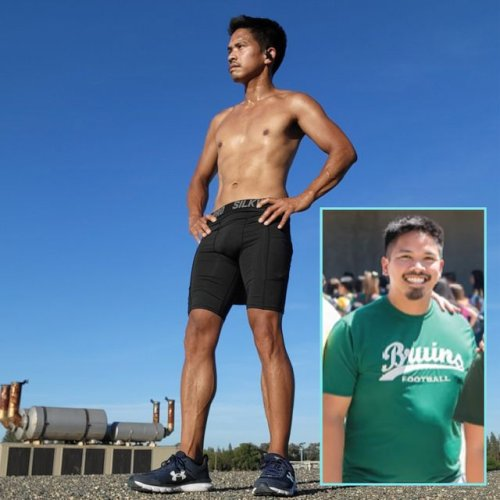He Got into Running at the Height of the Pandemic—and Lost 70 Pounds