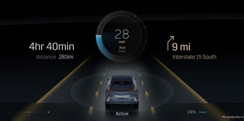 Cadillac Lyriq EV Will Have Enormous 33-Inch Dash Display