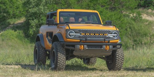 2021 Ford Bronco Is Here, and It's Everything You Hoped For
