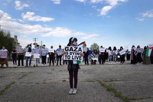 """Endless Occupation in Palestine Is Not """"Good for the Jews"""""""