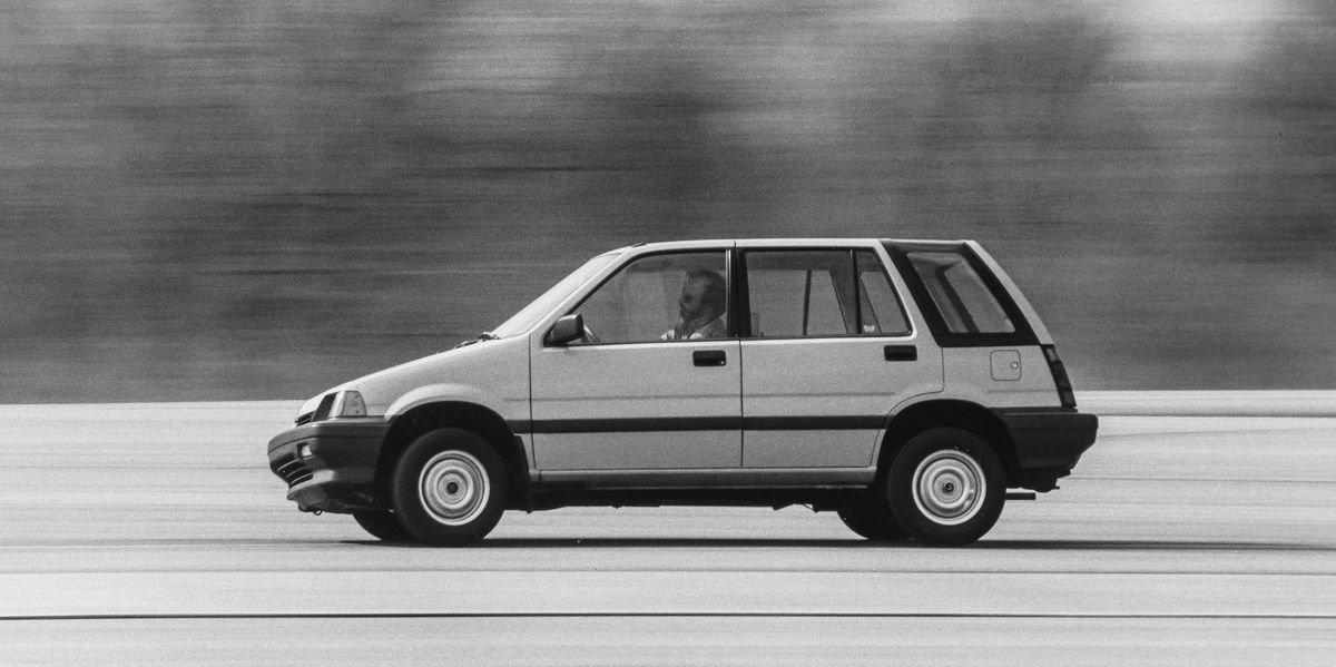 Tested: 1984 Honda Civic S Ups the Small-Car Bar, Again