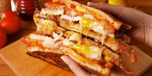 30+ Gourmet Grilled Cheese Recipes to Make Your Mouth Water