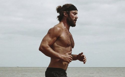 This Smart, 2-Move Workout Builds a Bigger Chest and a Faster 5K Time