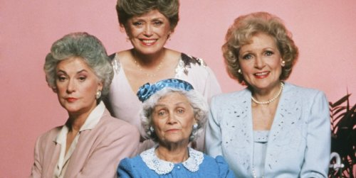"24 Photos of ""The Golden Girls"" Actresses Before They Landed the Show"