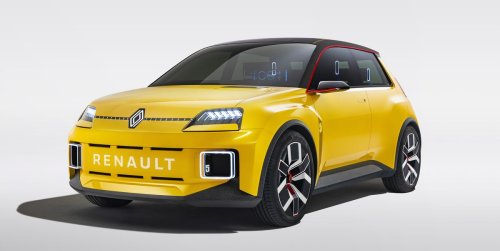 Renault 5 EV Concept Is an Adorable Blast from the Past