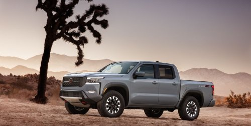 2022 Nissan Frontier Enters the Modern Age with a Fresh Body