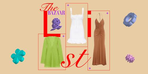 I vestiti estivi e freschissimi per i look di stagione