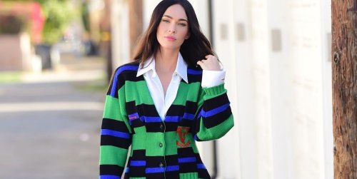 How Megan Fox is Transforming Her Style Game