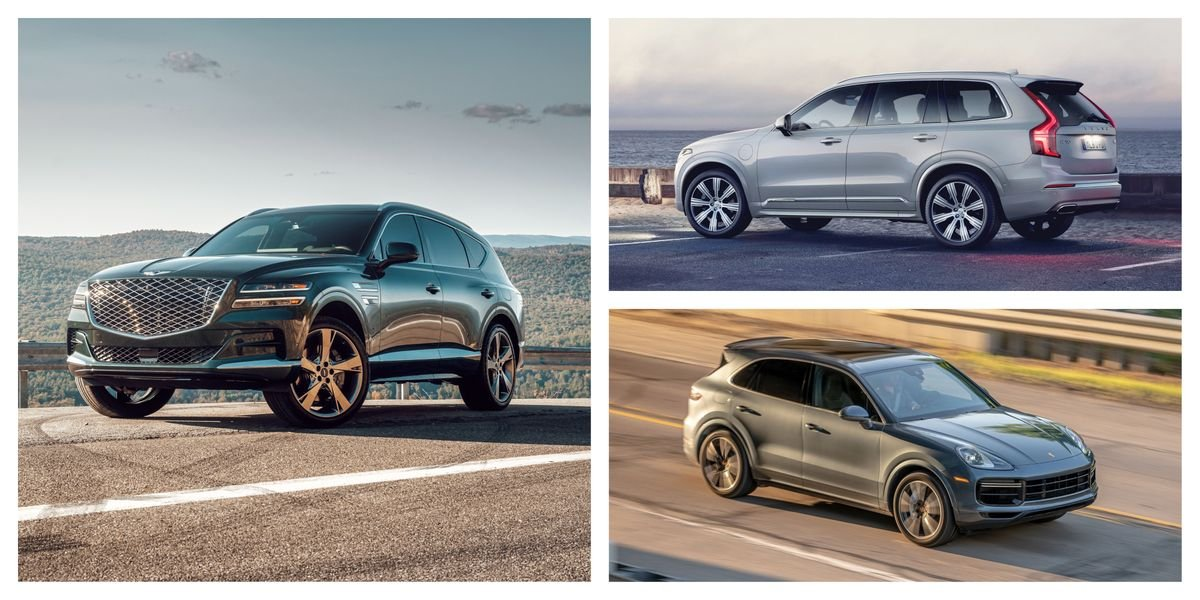 Every New Mid-Size Luxury SUV Ranked from Worst to Best