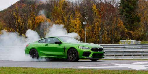 BMW Won't Stop Developing Internal-Combustion Engines, Unlike Audi