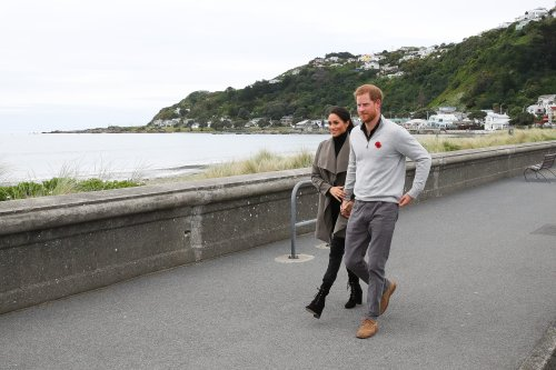 Prince Harry and Meghan Markle Almost Moved to a Completely Different Country